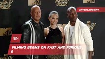 Fast And Furious 9 Is Coming