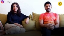Farhan Akhtar and Zoya Akhtar are nearly unrecognisable in their throwback picture!