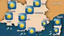 Météo en Provence : jeudi sera l'une des journées les plus chaudes