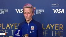 Trump Slams Megan Rapinoe Over White House Visit Comment: 'Never Disrespect Our Country'
