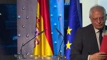Borrell renuncia a ser eurodiputado para seguir en Exteriores en funciones