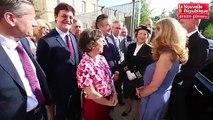 VIDEO. Poitiers : inauguration du nouveau palais de justice