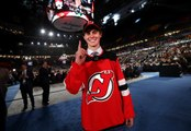 NHL No. 1 Pick Jack Hughes on Concerns Over Size: I'm Not Too Small