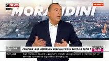 """Spéciale Canicule - Laurent Cabrol pousse un coup de gueule contre les médias qui en font trop: """"J'ai été saoulé très rapidement par ce buzz"""" - VIDEO"""