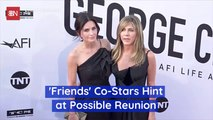 An Update On The Rumored 'Friends' Reunion
