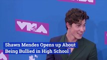 Shawn Mendes Was Bullied