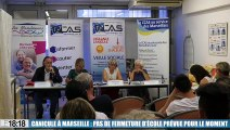 Canicule à Marseille : pas de fermeture d'école prévue pour le moment