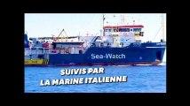 Sea watch lampedusa italie