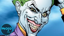 Top 10 Funniest DC Characters