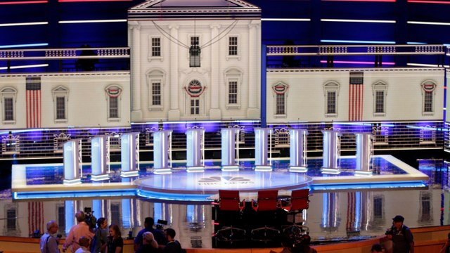 Only One of Perceived Top Five Democratic Presidential Candidates to Debate on Night One