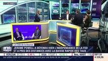 Le Club de la Bourse: Nathalie Pelras, Gregori Volokhine, Florent Delorme et Réda Aboutika - 26/06
