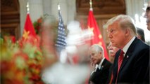 Trump Says He'll Talk About Fentanyl With China's Xi