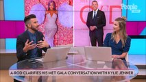 Alex Rodriguez Clarifies What Was Said During His Met Gala Conversation with Kylie Jenner