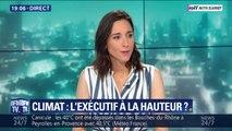 """Circulation différenciée: Brune Poirson estime que le gouvernement """"est dans des épisodes de tests de l'adaptation au changement climatique"""""""