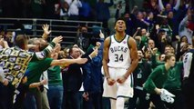 Giannis Antetokounmpo's game-day preparations set him up for success with the Bucks