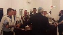 - ABD'nin Ortadoğu Özel Temsilcisi, Bahreyn'de İsrailli iş adamları ile talmudik ayin düzenledi-...