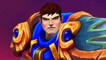"""LEAGUE OF LEGENDS """"Combat Tactique"""" Bande Annonce de Gameplay"""