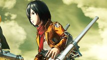 ATTACK ON TITAN 2 FINAL BATTLE Bande Annonce de Gameplay