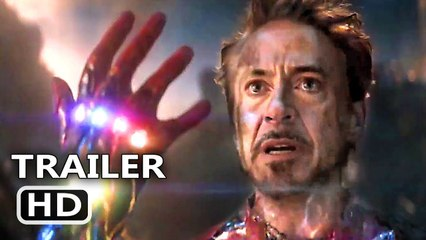AVENGERS 4 ENDGAME Official Blu-Ray Trailer