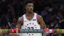 The Jim Rome Show: The Rockets are aiming to add Jimmy Butler
