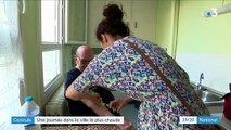 Clermont-Ferrand : la tournée d'une infirmière dans la ville la plus chaude