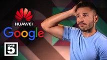 Los 5 cambios más esperados de Huawei