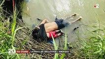 Un homme et sa fille noyés dans le Rio Grande : la photo fait le tour du monde