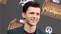 Tom Holland Tried To Help A Passed Out Passenger On Flight