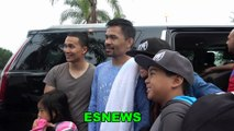 Manny Pacquiao Team Keeping It 100 Talk Keith Thurman