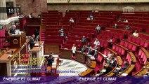 Intervention lors de la discussion générale sur le projet de loi relatif à l'énergie et au climat