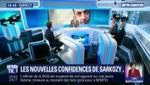 """Nicolas Sarkozy retrace son parcours politique dans """"Passions"""" (2/2)"""