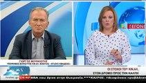 Ο υποψήφιος βουλευτής ΚΙΝ.ΑΛ. ΒΟΙΩΤΙΑΣ, Γ.ΜΟΥΛΚΙΩΤΗΣ, στο STAR Κεντρικής Ελλάδας