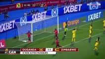 CAN : Ouganda - Zimbabwe