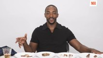 Anthony Mackie | Disgustingly Healthy