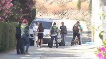 La Guardia Civil registra la casa del novio de la joven desaparecida en un pueblo de Málaga