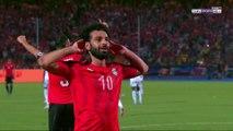 CAN 2019 : Trezeguet et Salah punissent la RD Congo !