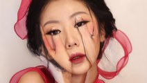 This Girl's Makeup Illusions Are Insane!