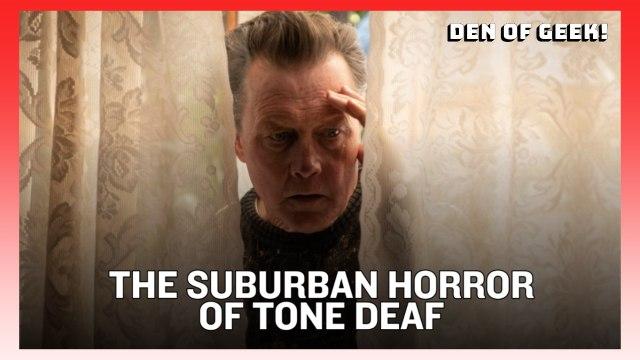 Tone Deaf | Interview With Robert Patrick, Amanda Crew, and Richard Bates Jr. at SXSW 2019