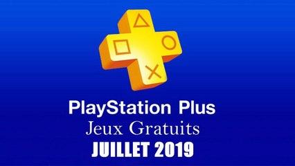 Playstation Plus : Les Jeux Gratuits de Juillet 2019