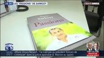 """Dans son nouveau livre """"Passions"""", Nicolas Sarkozy se livre à de nombreuses confidences"""