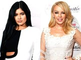 Kylie Jenner and Kylie Minogue Are in a Cosmetics Battle