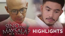 Drei learns that Congressman Verzosa will not file a case against him | Sino Ang Maysala