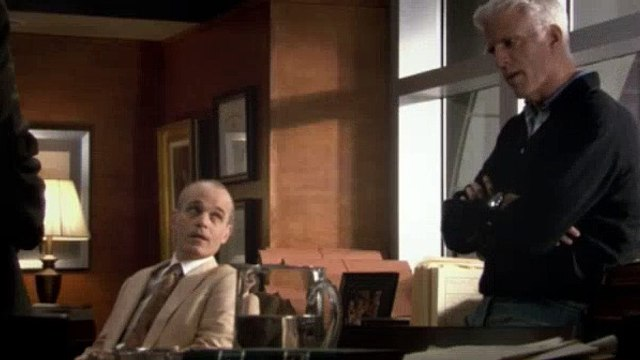 Damages Season 1 Episode 3 And   My Paralyzing Fear of Death