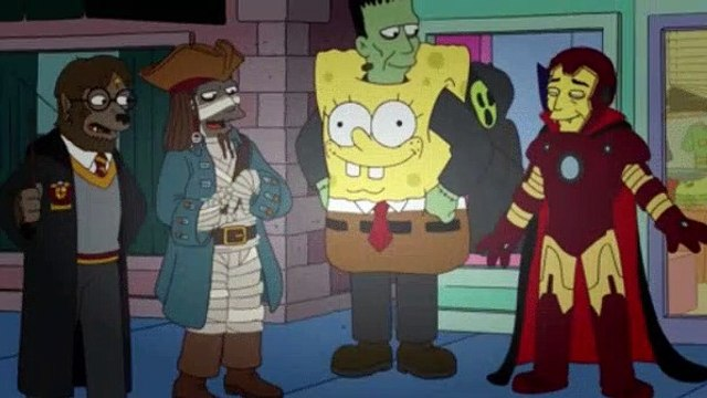 The Simpsons Season 21 Episode 4 Treehouse of Horror XX