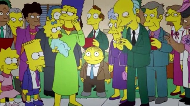 The Simpsons Season 21 Episode 5 The Devil Wears Nada