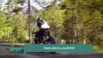 Moto elétrica da BMW