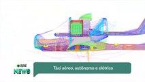 Táxi aéreo, autônomo e elétrico