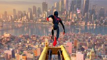 Into the Spider-Verse Now On Netflix
