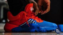 Donovan Mitchell's Adidas-Marvel Signature Shoe
