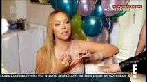 Passadeira Vermelha: Mariah Carey usa cartões dos empregados!
